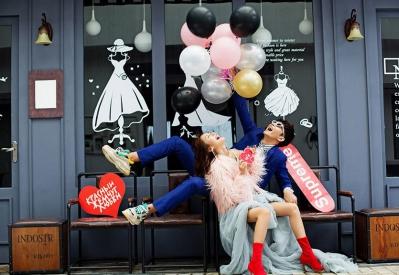 广州市思明区薇薇新娘婚纱影楼招聘化妆师