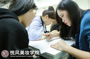 报名广州化妆学校让你具备的优势